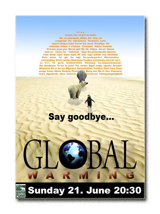 Poster proposal: Global warming